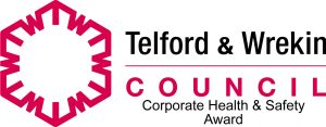 Telford and Wrekin Council Corporate H&S Award